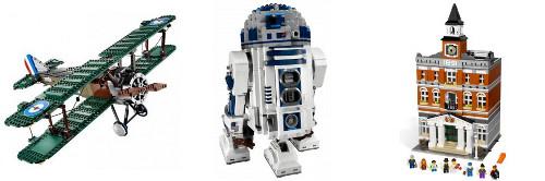 Ejemplos de Lego