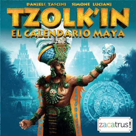 Portada de Tzolk'in: El calendario maya