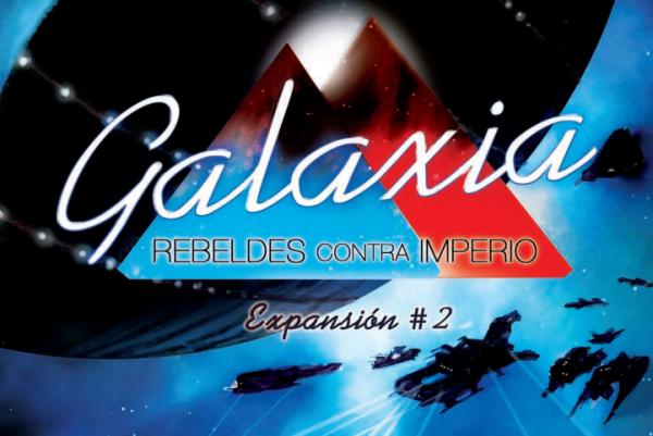 Galaxia Rebeldes contra Imperio