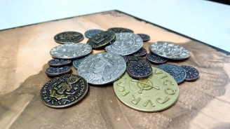 Monedas metálicas